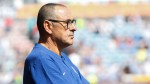 Chelsea coach Maurizio Sarri: We must increase quantity of our best football
