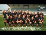 #DareToShine for England - FIFA U-20 Women's World Cup France 2018