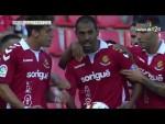 Gol de Fali (1-0) de Nàstic vs CD Tenerife