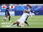 England v Japan - FIFA U-20 Women's World Cup France 2018 - Match 30