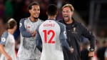 Virgil van Dijk and Joe Gomez deliver in defence with Liverpool clean sheet