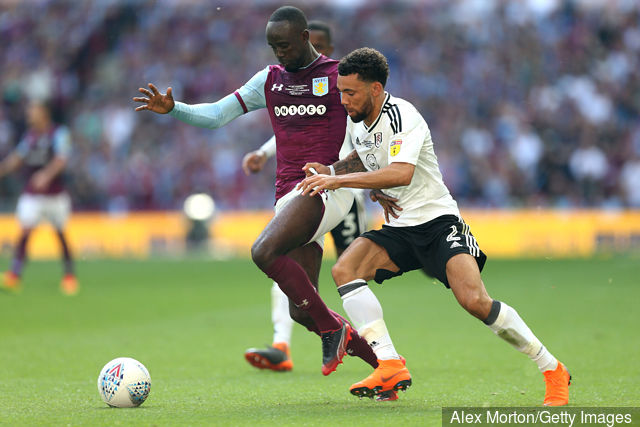Albert Adomah faces competition for place in Aston Villa squad as signing of Joe Bryan draws close