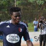 WAFA celebrate midfielder Prosper Ahiabu for earning Black Satellites qualification to next year's AYC