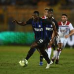 Ghana midfielder Kwadwo Asamoah excels in Inter's victory over Lyon in ICC