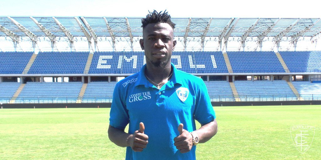 Empoli announce Afriyie Acquah signing on Serie A transfer deadline day