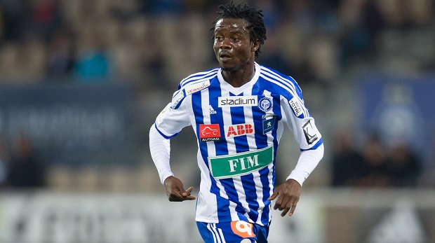 Free agent Anthony Annan on verge of joining Israeli side Beitar Jerusalem