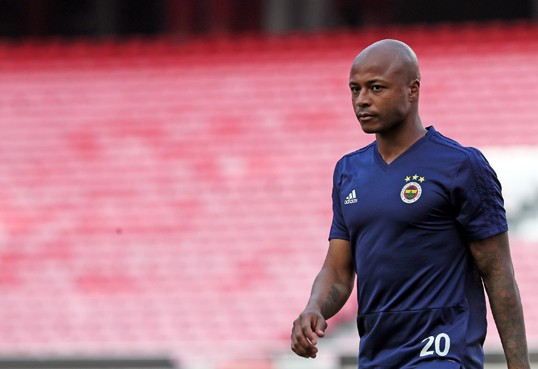 UEFA Champions League: Fit-again Andre Ayew available for Fenerbahce ahead of Benfica clash tonight