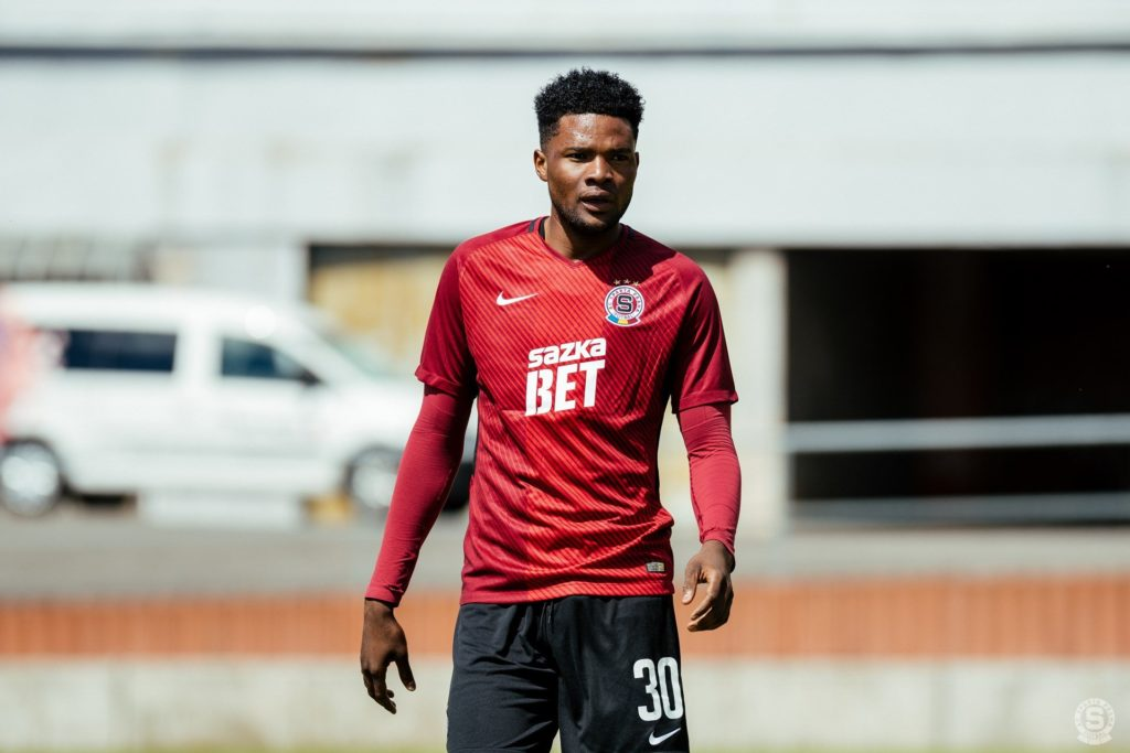 Benjamin Tetteh crashes out of Europa League with Czech side Sparta Prague despite win over Spartak Subotica