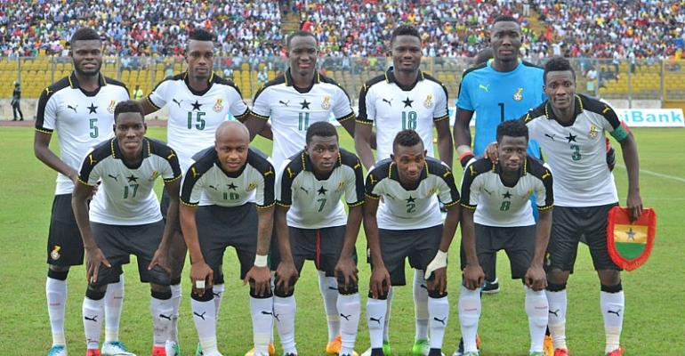 Official Ghana Coach Kwesi Appiah Names 21 Man Squad For Kenya