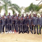 PHOTOS: Black Starlets leave today to Niger for WAFU Zone B U17 tournament