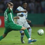 Baba Abdul Rahman: 'I've got my strength back'