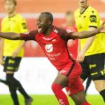 VIDEO: Ghana striker Gilbert Koomson scores first Norwegian topflight goal with SK Brann