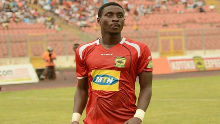 Asante Kotoko defender Daniel Darkwah undergoes successful shoulder surgery
