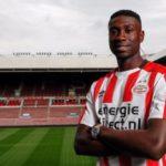 Dutch born Ghanaian defender Derrick Luckassen can leave PSV for either Trabzonspor or Hertha Berlin