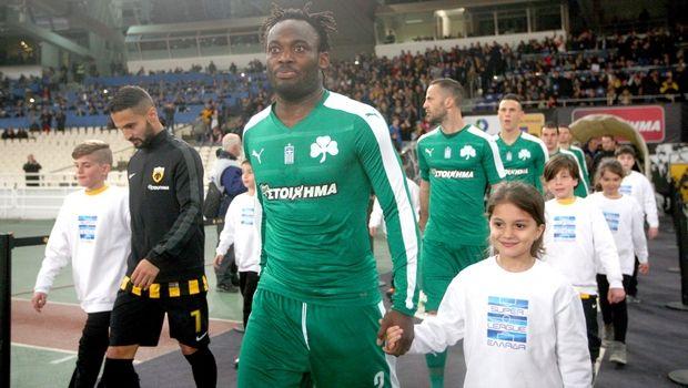 EXCLUSIVE: Greek giants Panathinaikos settle final installments owed Ghana midfielder Michael Essien