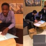 Ghana U17 star Eric Ayiah excited by AS Monaco move