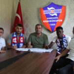 VIDEO: Ghanaian forward Francis Narh speaks on his move to Turkish side Kardemir Karabükspor