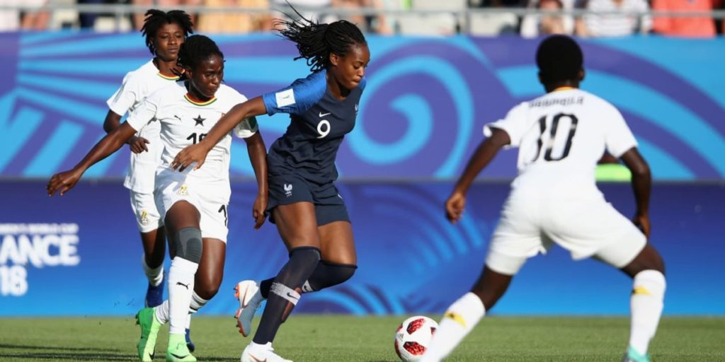 Black Princesses suffer defeat to host France in FIFA U-20 Women\'s World Cup opener