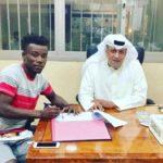 Asante Kotoko midfielder Jackson Owusu joins Kuwaiti side Al Tadhamon SC