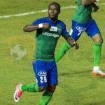 Ghana forward John Antwi grabs winner for El-Makassa is Egyptian League