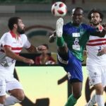 Ghanaian forward John Antwi handed three match suspension after red card incident against Zamalek
