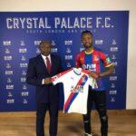 Ghana striker Jordan Ayew joins Crystal Palace on a season long loan