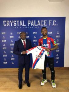 Ghana striker Jordan Ayew opens up on Crystal Palace switch