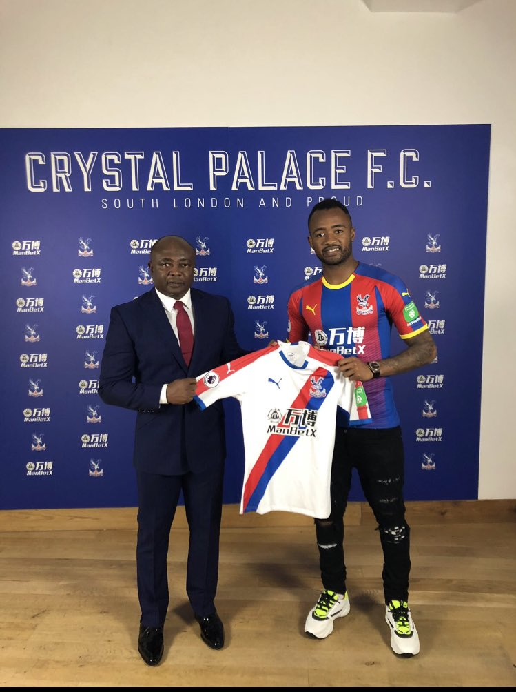 Andre Ayew prematurely confirms Jordan Ayew's move to Crystal Palace before club announcement