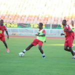 PHOTOS: Asante Kotoko hold training session in Tanzania ahead of Simba friendly