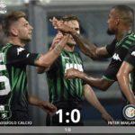 Sassuolo coach Roberto De Zerbi eulogizes 'real striker' Prince Boateng