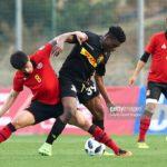 Ghana U20 star Mohammed Kudus marks Danish Superliga debut for Nordsjaelland