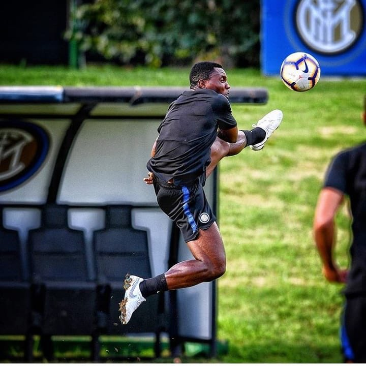 Inter Milan new boy Kwadwo Asamoah shakes off injury ahead of serie A opener against Sassuolo