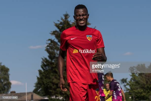 Kayserispor newboy Bernard Mensah tastes win on Super Lig debut; Asamoah Gyan warms bench