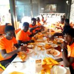 Asante Kotoko replace Samuel Frimpong with Samuel Appiah Kubi as squad flies out for Simba friendly