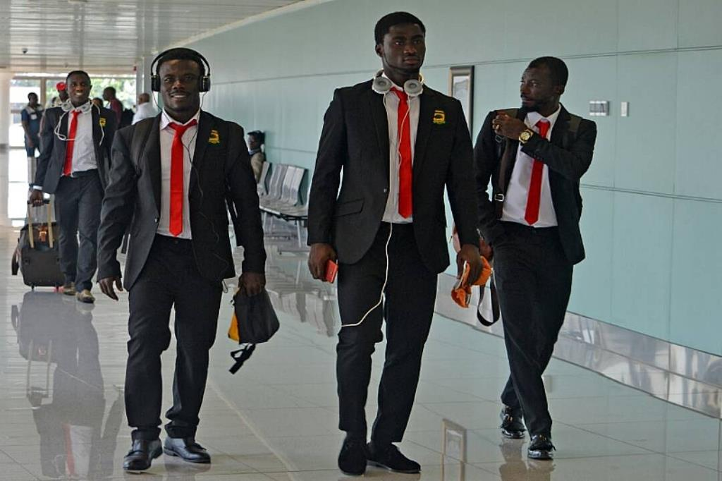 Asante Kotoko land in Ghana after international friendly against Tanzanian giants Simba FC