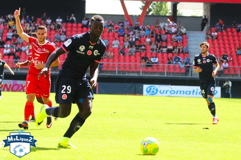 EXCLUSIVE: Ghanaian forward Ghanaian forward Grejohn Kyei set to join French lower side RC Lens