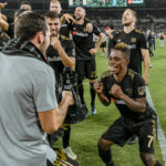 LATIF BLESSING – LAFC'S LITTLE BIG MAN