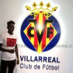 Villarreal B midfielder Emmanuel Lomotey unlikely to play again this year due to muscular injury