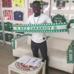EXCLUSIVE: Ghanaian midfielder Maxwell Ankomah joins AEZ Zakakiou in Cyprus