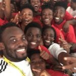 Ghana ace Michael Essien proud of Black Princesses despite defeat to France