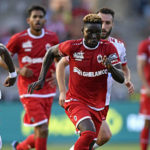 Daniel Opare wants to realize dream of playing in England through Royal Antwerp