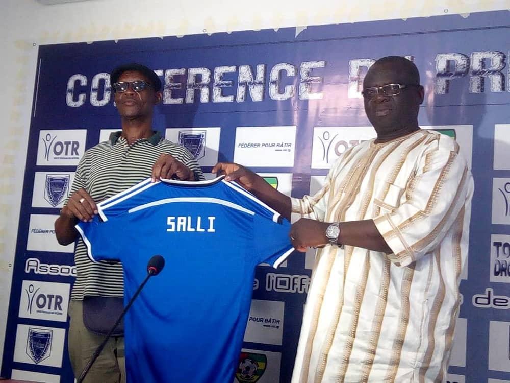 Togolese club AS OTR appoint Ghanaian Ahmed Salim as head coach
