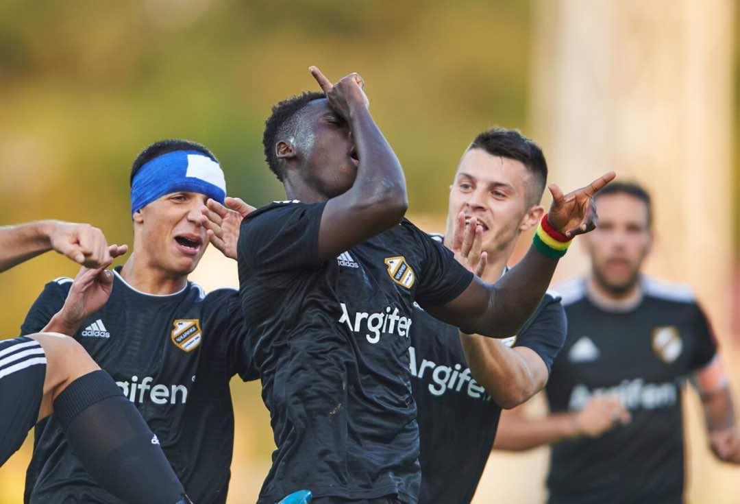 Ghanaian prodigy Samuel Owusu on target as FK Čukarički defeat FK Spartak Subotica