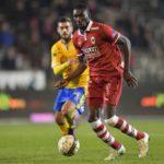William Acheampong: Ghana striker key for Belgian Jupiler League surprise package Antwerp