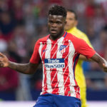 VIDEO: Thomas Partey jams to Stonebwoy's 'Kpoo K3k3' track