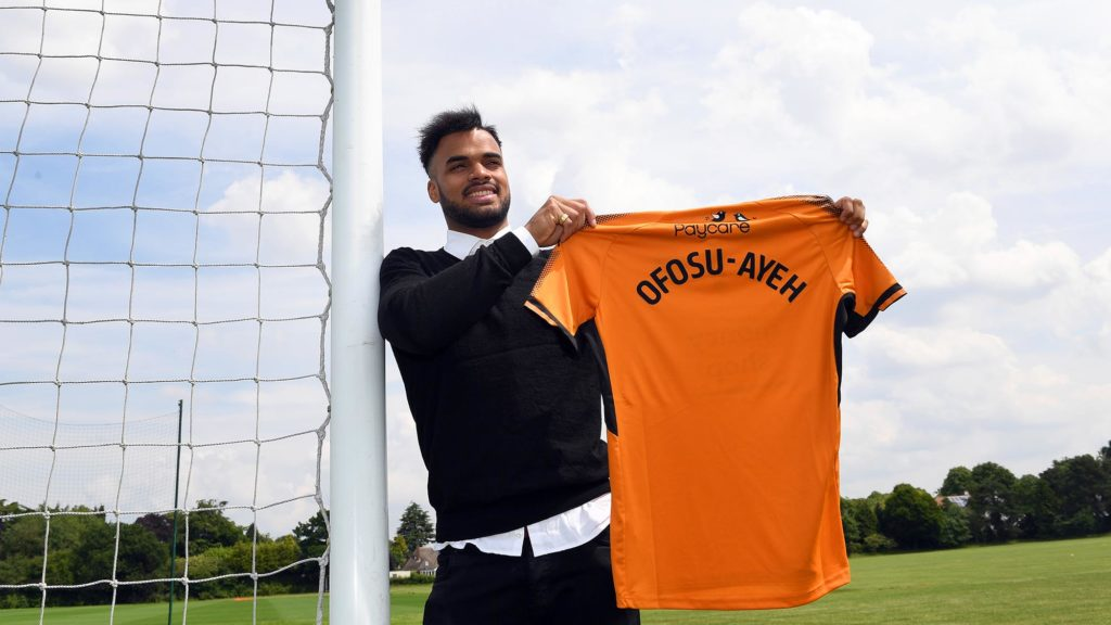 Wolves set to ship out Ghana defender Phil Ofosu-Ayeh on loan