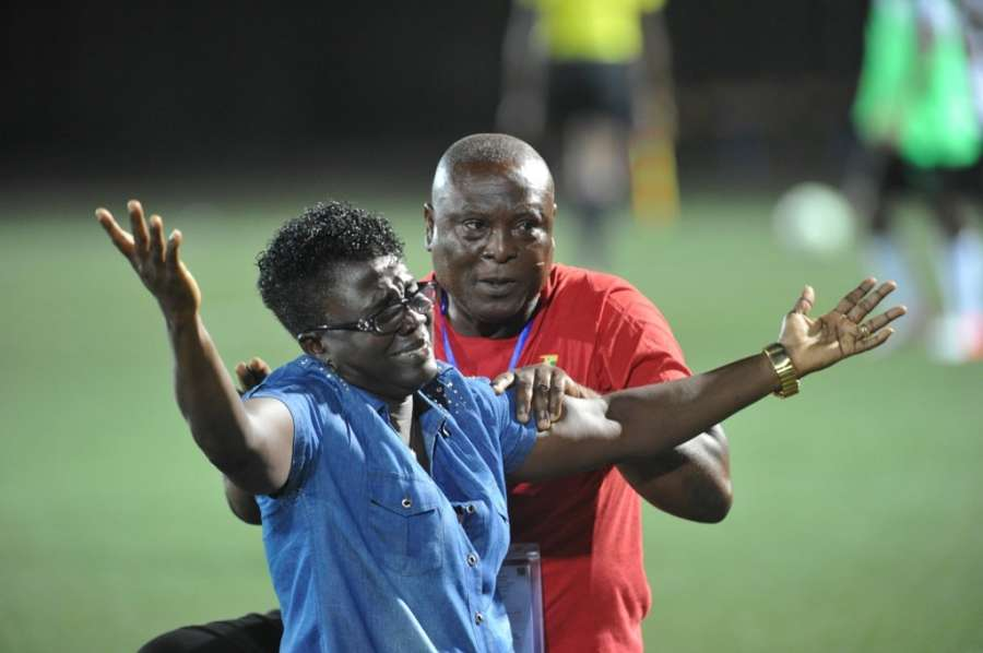 Mercy Tagoe requested for a head coach ahead of AWCON