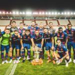 Raphael Dwamena wins first trophy with Levante in preseason