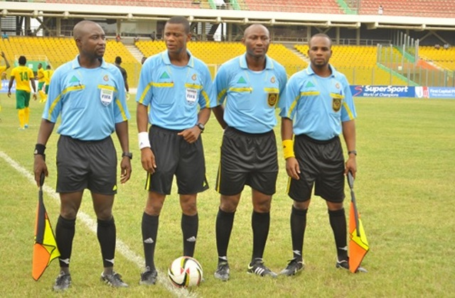 BREAKING: CAF bans Ghanaian referees for life, as others get slapped with 10 year ban