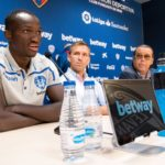 VIDEO: Levante officially unveils new Ghanaian signing Raphael Dwamena